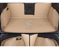 All Surrounded Trunk Mat
