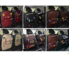 Back Seat Organizer Without Tray