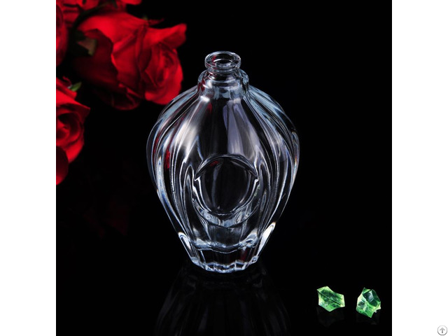 Wholesale Customized Empty Glass Perfume Bottles