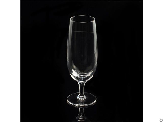 Short Stemmed Champagne Glass Manufacture