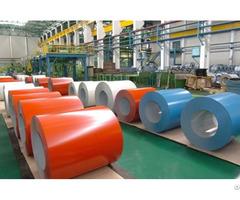 Prepainted Galvanized Aluzinc Steel Coil