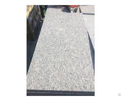 Flamed G383 Pearl Flower Grey Granite Tiles