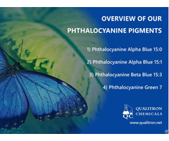 Phthalocyanine Pigments