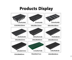 Cheap 24 32 50 72 105 112 128cell Trays Wholesale Supplier