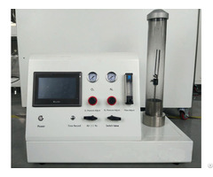 Iso 4589 2 Limited Limiting Oxygen Index Tester