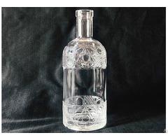 Custom Spirits Glass Bottle For Sale