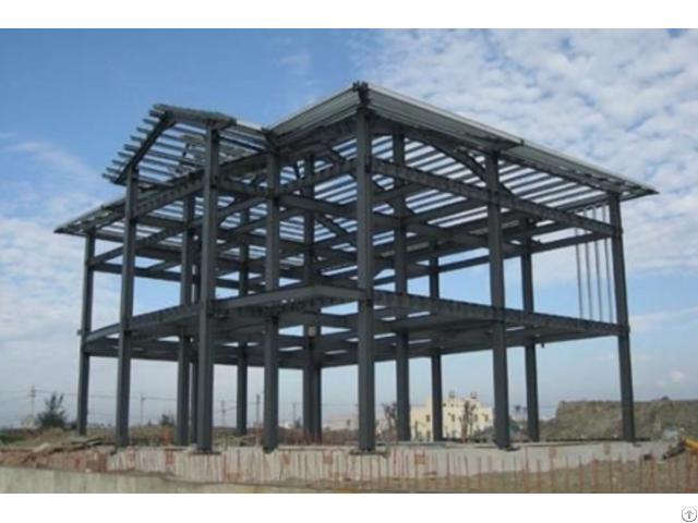 Light Steel Structure Warehouse Hotel Building