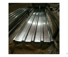 T Profiled Prepainted Galvanized Box Profile Corrugated Roofing Steel Sheet