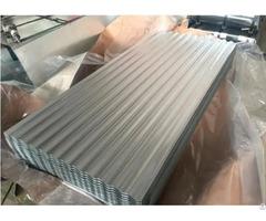 Factory Price Alu Zinc Corrugated Steel Roofing Sheet
