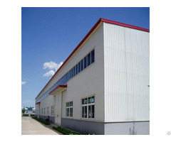 Pre Engineered Building Factory Frame Prefabricated Steel Structure Workshop Warehouse