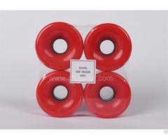 Pu Wheels For Skate Board 65 36