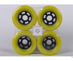 Customized Pu Pulley For Skate Board