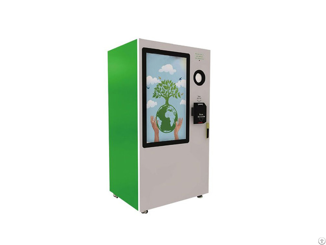 Plastic Bottles Collecting Machine