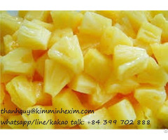 Canned Pineapple Tidbits Pieces Chunks