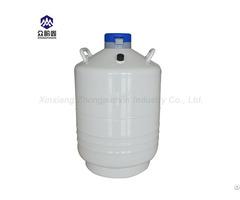 30l Cylinder Storage Semen Container Tank 35 L Liquid Nitrogen Dewar