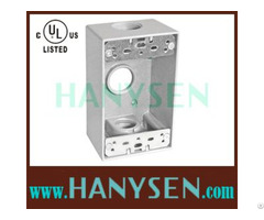 Ul Listed Junction Box
