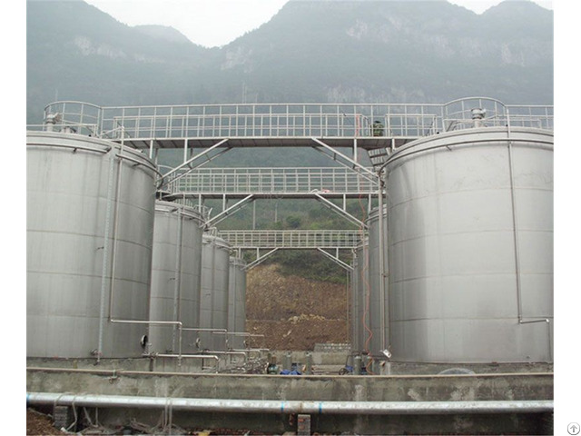 Tank Farm Supplier