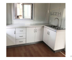 China Supplier Custom Living Designs Prefab Shipping Container House Office Homes