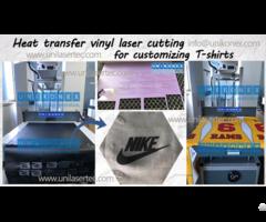 Unikonex Laser Cutting Heat Transfer Vinyl For Customizing T Shirt