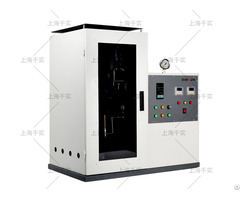 Medical Face Mask Flame Retardant Property Tester