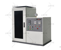 Medical Face Mask Fire Resistance Tester