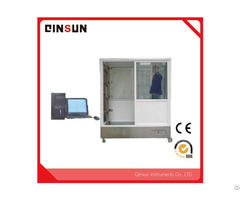 Protective Clothing Splash Spray Liquid Thickness Test Machine