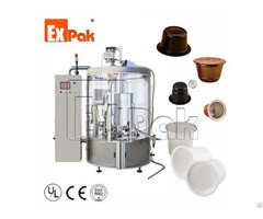 Rotary Coffee Capsule Production Line