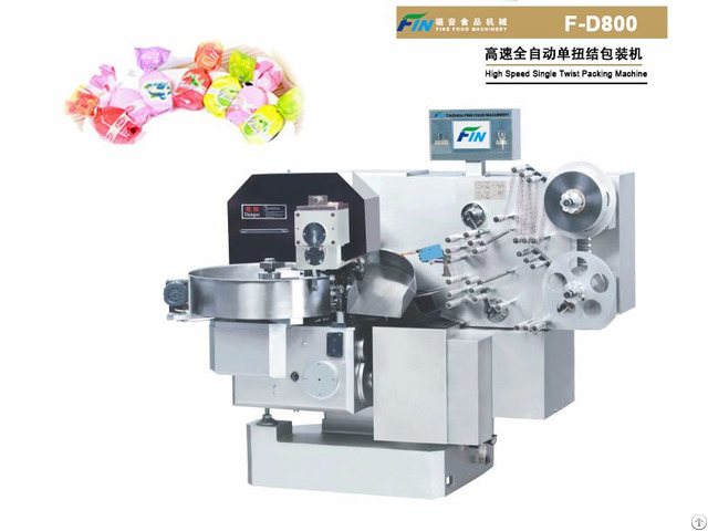 Full Automatic Single Twist Packing Machine