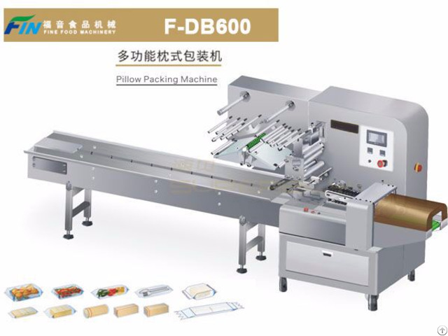 Multi Functional Pillow Packing Machine