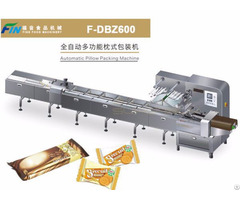 Full Automatic Multi Functional Pillow Packing Machine