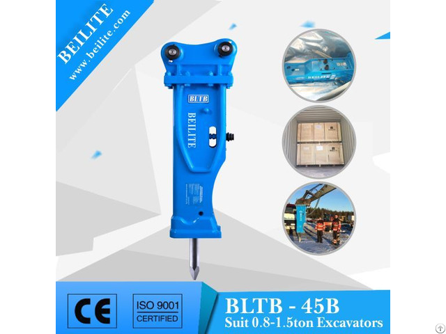 Bltb 45 Hydraulic Breaker For Mini Excavator