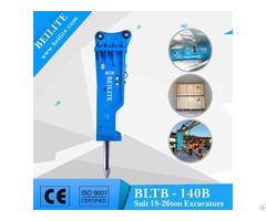 Bltb 140 Hydraulic Hammer For Excavator Mining