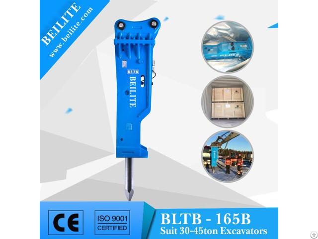 Bltb 165 Roc Hammer Breaker For Big Excavator