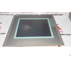 Siemens Touch Panel 6av6 643 0cd01 1ax1