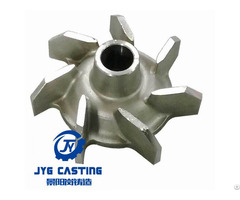 Investment Casting Machinery Parts By Jyg