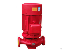 Xbd Isg Electric Fire Fighting Centrifugal Water Pump