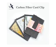 Ls Carbon Fiber Card Clip