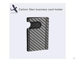 Ls Carbon Fiber Business Card Holder