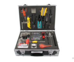 Shinho All In One Deluxe Fiber Optic Fusion Splicing Tool Kit