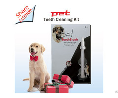 Shareusmile Effective New Pet Toothbrush For Dogs