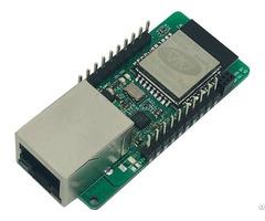 Esp32 Development Board Embedded Serial Port To Ethernet Module