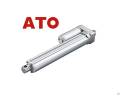 Ato 3000n Small Linear Actuator 12v 24v 250mm Stroke