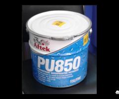 Pu 850 Non Sag Waterproofing Topcoat