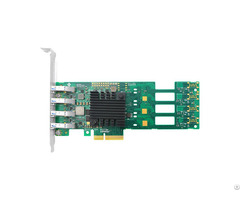 Linkreal 4 Port Usb3 0 Host Adapter Card