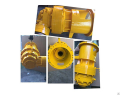 China Industrial Factory Price High Qualitymixing Plant Hk 2258wg Shaft Integrated Gear Box