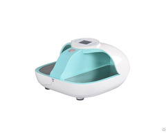 Flat Portable Ems Electric Digital Therapy Foot Warmer Spa Massager Slipper Chin