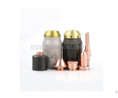 Plasma Cutting Consumable Spare Parts For Sl60 Sl100