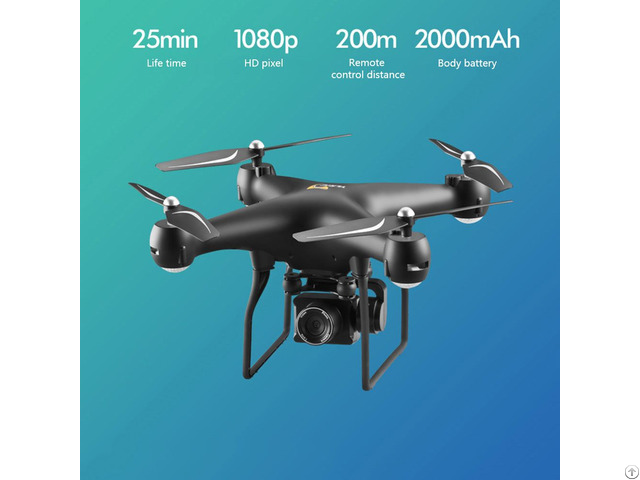 S32t Fpv Quadcopter With Hd 20mp Adjustableselfie Drone Rc Helicopters 4 Axis Aircraft Flying Toy