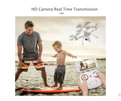 W8 5g Wifi Gps Fpv Wide Angle Smart Follow Drones With Camera Hd