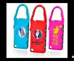 Travel Luggage Mini Combination Padlock